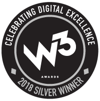 W3 Awards -  2017 Silver Winner